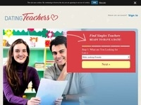 Teachers online dating
