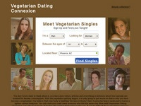 Vegetarian online dating sites
